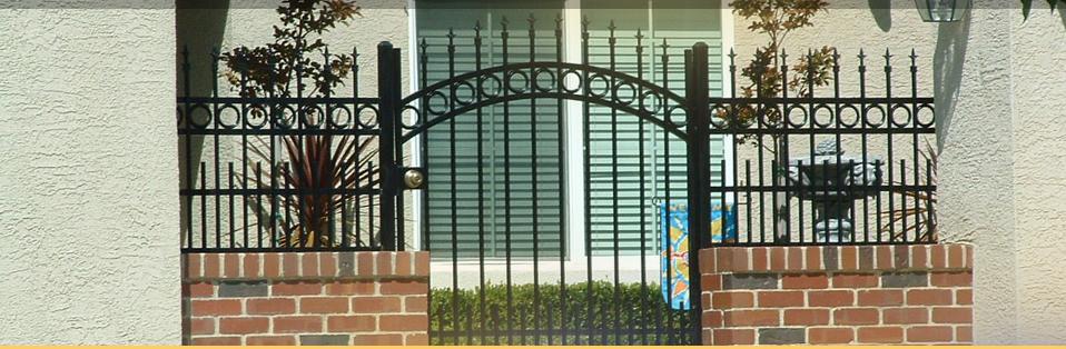 Stockton Iron Gates Driveway Gates Entry Gates Garden Gates